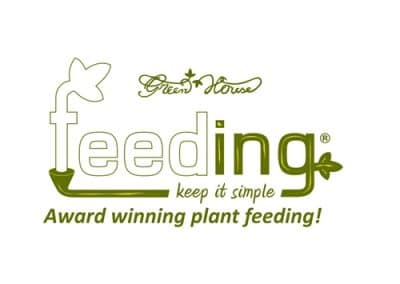 Green House Feeding Logo