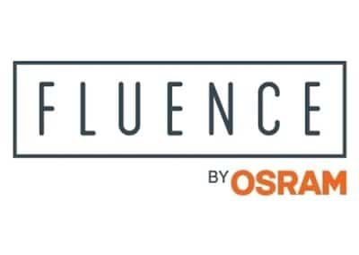 Fluence by Osram Logo